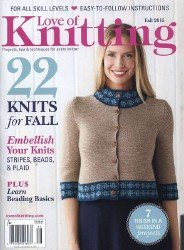 Love of Knitting - Fall  2015