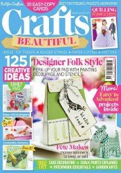 Crafts Beautiful №6 2014