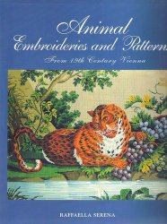 Animal Embroideries & Patterns: From 19th Century Vienna