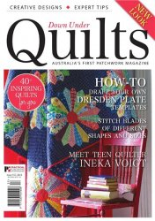 Down Under Quilts №157, 2013