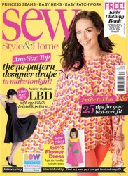 Sew Style & Home №74 2015