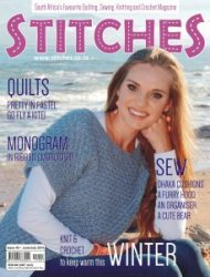 Stitches - issue 45 June / July 2015