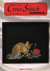 Jill Oxton`s Cross Stitch Australia Vol.1, №4