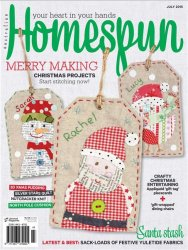 Australian Homespun №146, 2015