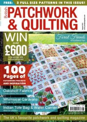 Patchwork & Quilting №259 August 2015
