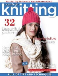 Creative Knitting  №48 2015
