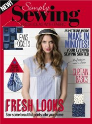 Simply Sewing №6 2015