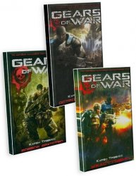 Gears of War. Цикл из  3 книг