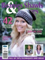 Beanies Shawls and Scarves Volume 2 No 4 2015