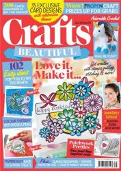 Crafts Beautiful №283, 2015