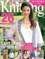 Knitting Issue 145 September 2015
