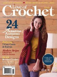 Love of Crochet - Fall 2015