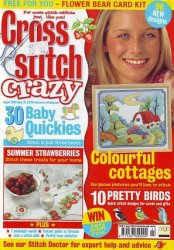Cross Stitch Crazy №23 2001