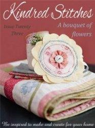 Kindred Stitches: A bouquet of flowers №23 2015