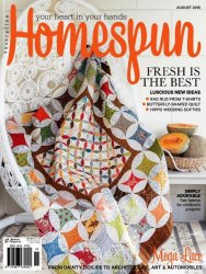 Australian Homespun  №147 2015