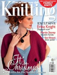 Knitting Issue 97 Christmas 2011