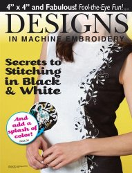 Designs in Machine Embroidery Issue 93 2015