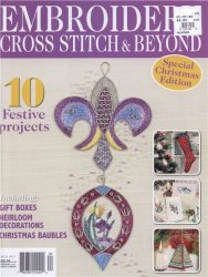Embroidery Cross Stitch & Beyond №3 2013