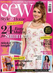 Sew Style & Home №75, 2015