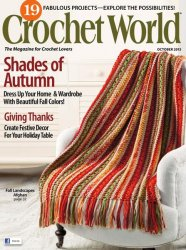Crochet World Vol.38, No.5 2015