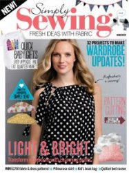 Simply Sewing  Issue 7 2015