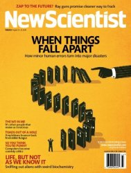 New Scientist - 15 August 2015