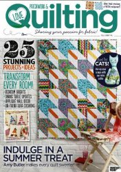 Love Patchwork & Quilting �25 2015