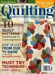 Love of Quilting №9-10, 2015