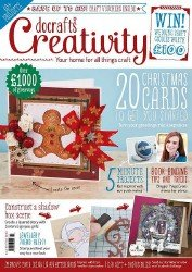 Docrafts® Creativity Issue 62 2015