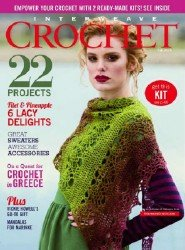 Interweave Crochet  - Fall 2015