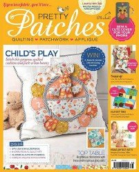 Pretty Patches  - October 2015