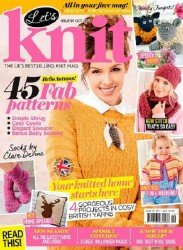 Let's Knit Issue 97 2015