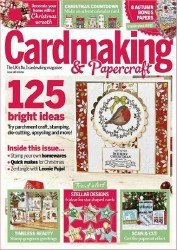 Cardmaking & Papercraft Issue 148 2015