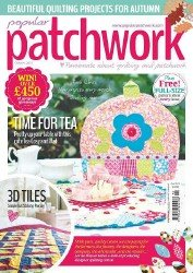 Popular Patchwork - October 2015