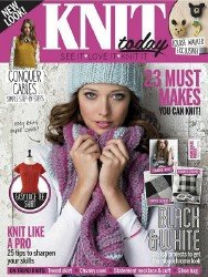 Knit Today Issue 117 2015