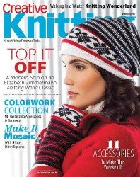 Creative Knitting - Winter 2015