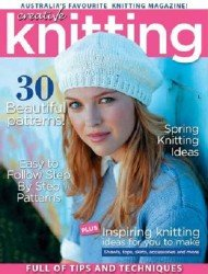 Creative Knitting Issue 50  2015