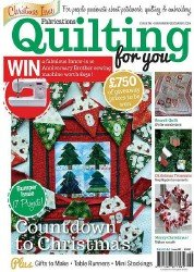 Quilting for You Issue 98 2015