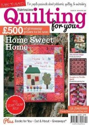 Quilting for You Issue 95 2015