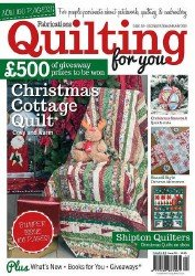 Quilting for You  Issue 93 2014/2015