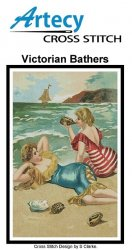 Artecy Cross Stitch - Victorian Bathers