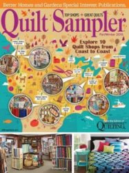 Quilt Sampler - Fall - Winter 2015