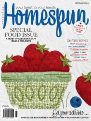 Australian Homespun №148 2015