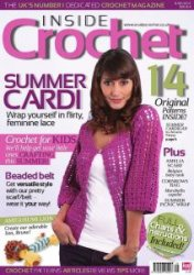 Inside Crochet №8 - June/July 2010