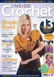 Inside Crochet №9  September 2010