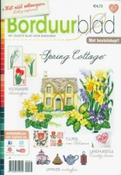 Borduurblad №67 april-mei 2015