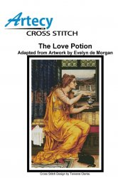 Artecy Cross Stitch - The Love Potion