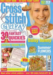 Cross Stitch Crazy �35, 2002