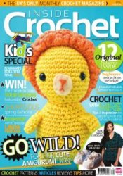Inside Crochet №16 April 2011