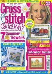 Cross Stitch Crazy №37, 2002